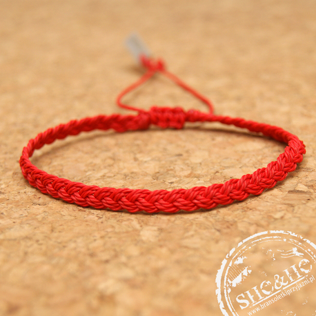 Double braid - red (1)